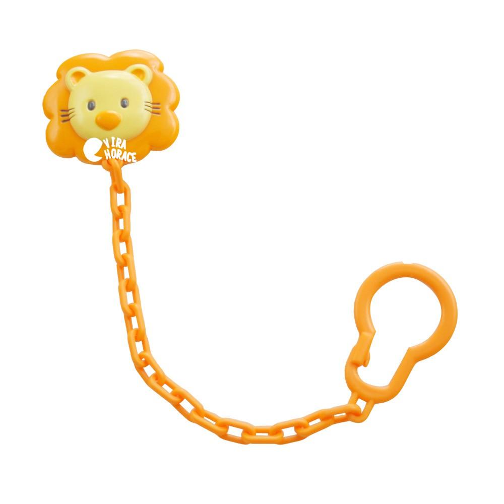 小獅王辛巴 造型奶嘴鍊 可防止寶寶的奶嘴遺失或掉落S1742 HORACE
