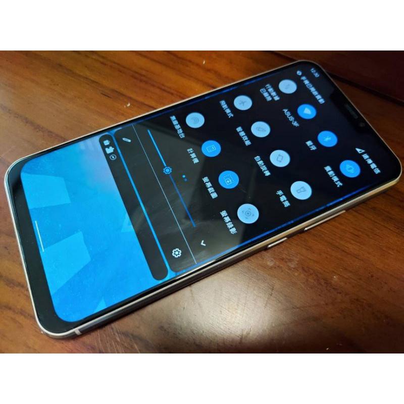 zenfone 5z 6g 64g 銀色 二手機