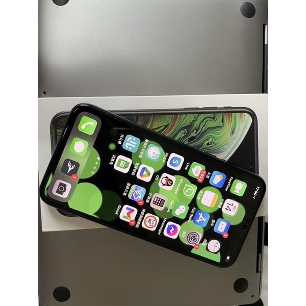 iPhone XS 256G 灰(中古機)