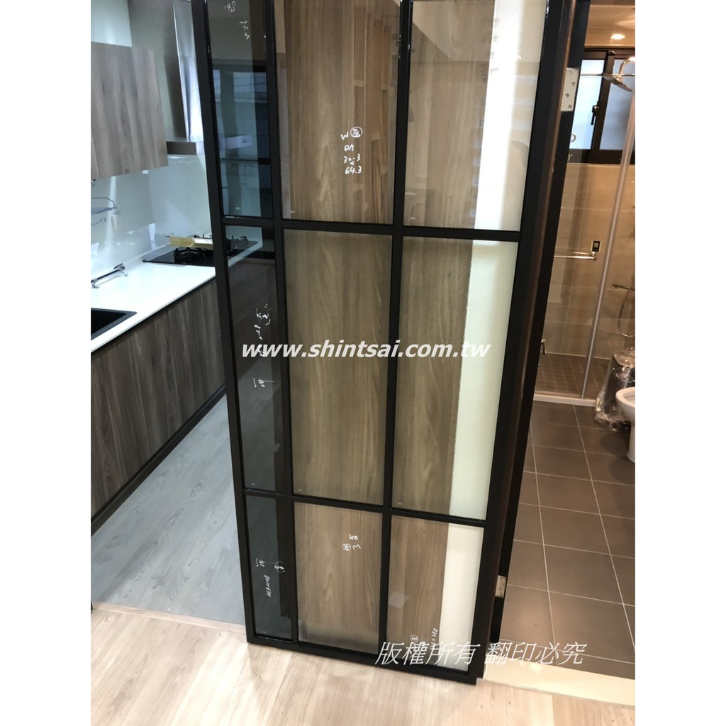 細鋁框拉門 鋁框推拉門 浴室玻璃門 玻璃拉門 懸吊式玻璃拉門 隔間玻璃 廚房拉門 淋浴間玻璃 限地區安裝 請先洽詢