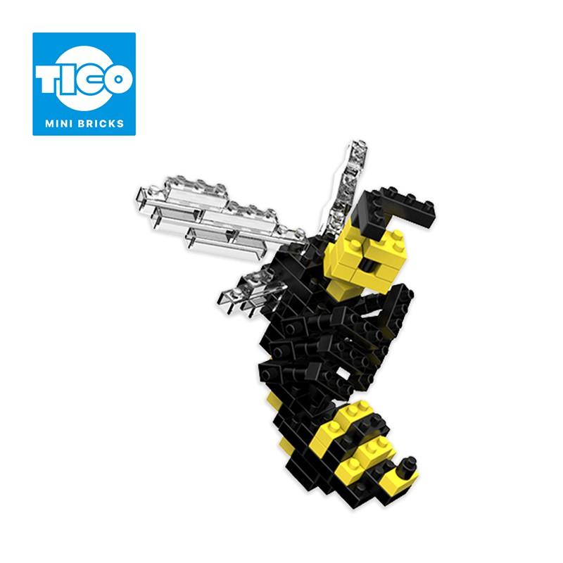 TICO微型積木 昆蟲系列 蜜蜂(T-9527)