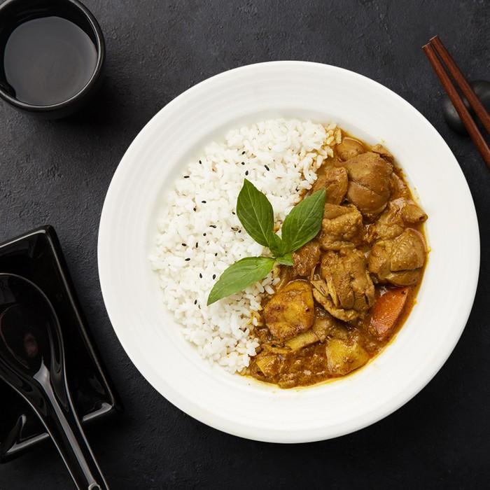 越式咖哩雞腿 誠記越南麵食館