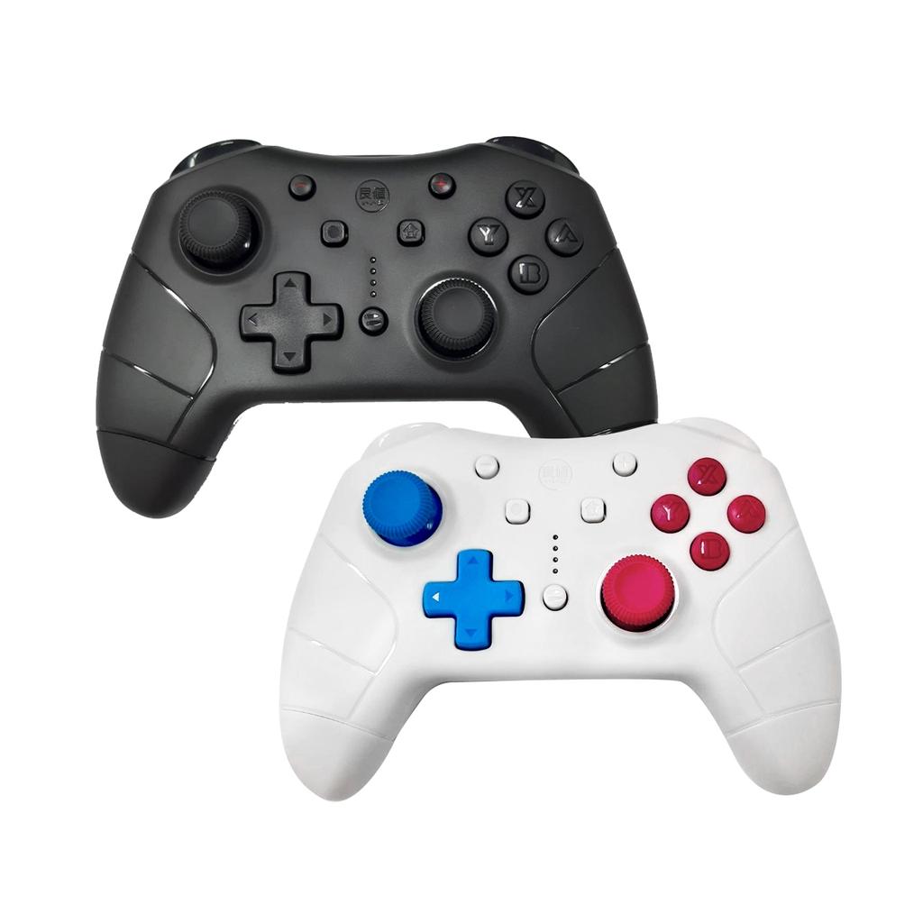 良值三代 Switch Pro 控制器 手把(劍盾/黑任選)【現貨免運】【GAME休閒館】