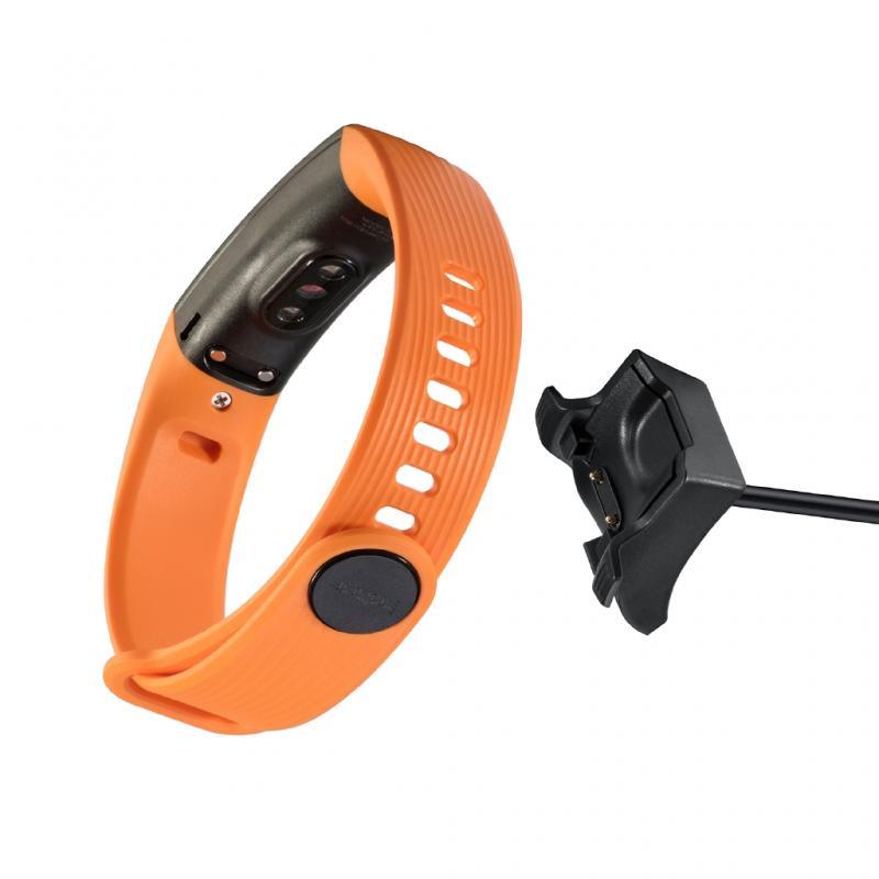 華為榮耀手環3充電底座 適用於華為Honor Band 3 2 Pro智能手錶 USB 2.0充電線搖籃底座充電器
