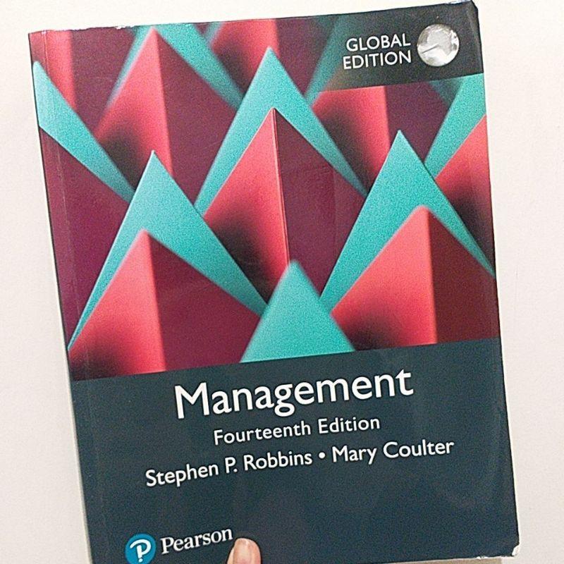 管理學14版 原文書 Management 14 edition