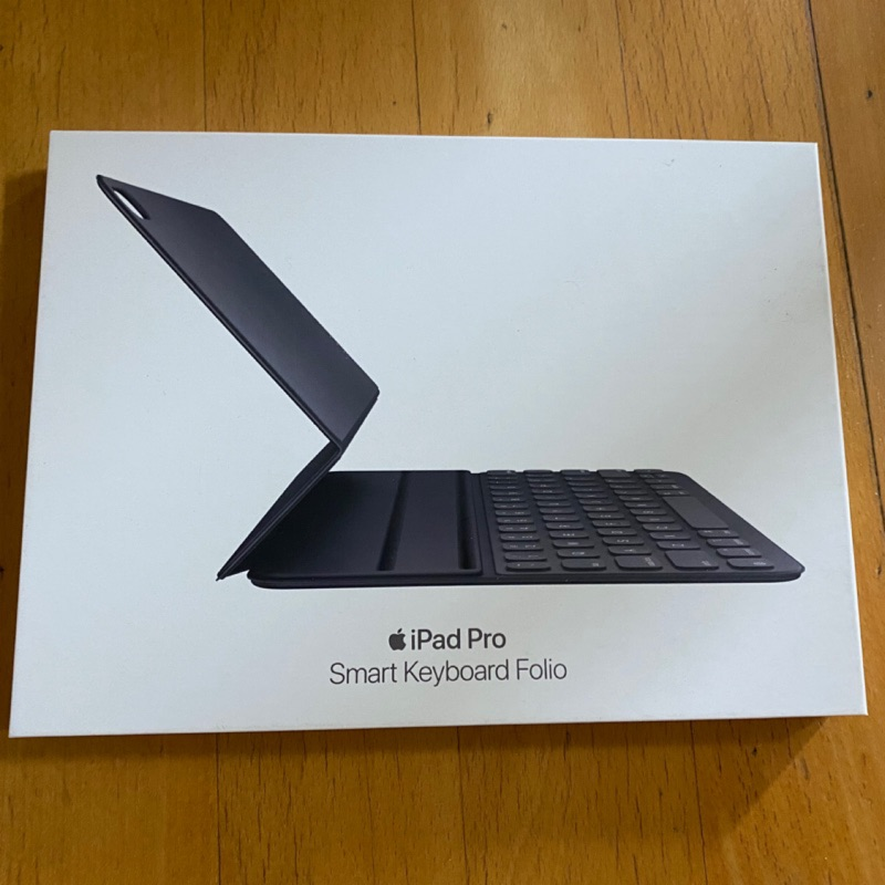 iPad Pro 11吋 鍵盤式聰穎雙面夾A2038(二手)