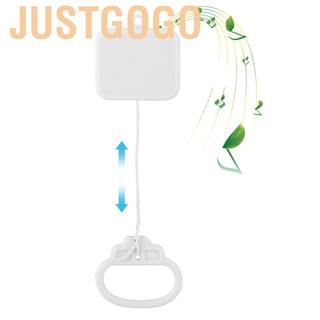 Justgogo 拉線繩音樂盒繩音樂運動嬰兒睡覺