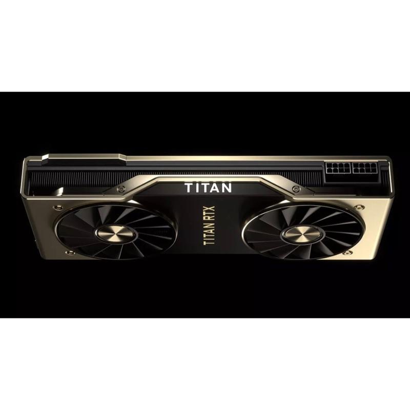 [限量出貨] nVidia Titan RTX 新版 Titan 顯示卡 24GB GDDR6