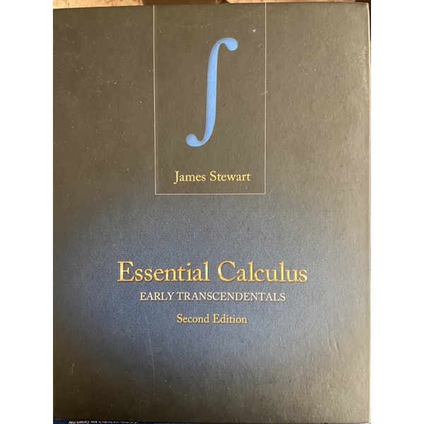 Essential Calculus Early 2/E