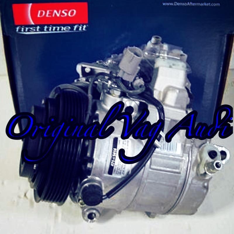 全新奧迪原廠Denso 冷氣壓縮機 Audi A1 A3 A5 A6 A7 A8 Q2 Q3 Q5 Q7變頻機