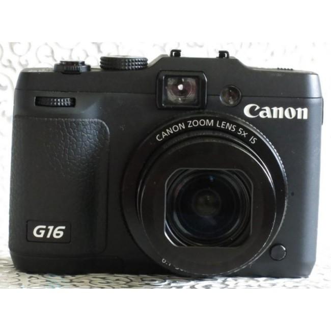 二手 canon g16 類單眼相機 非g15 g12 gf6 P7800 P7700 RX100 G1X