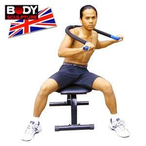 【BODY SCULPTURE】《電腦族必備》舒腰展背椅L25伸展機.美背機.運動健身器材推薦哪裡買專賣店
