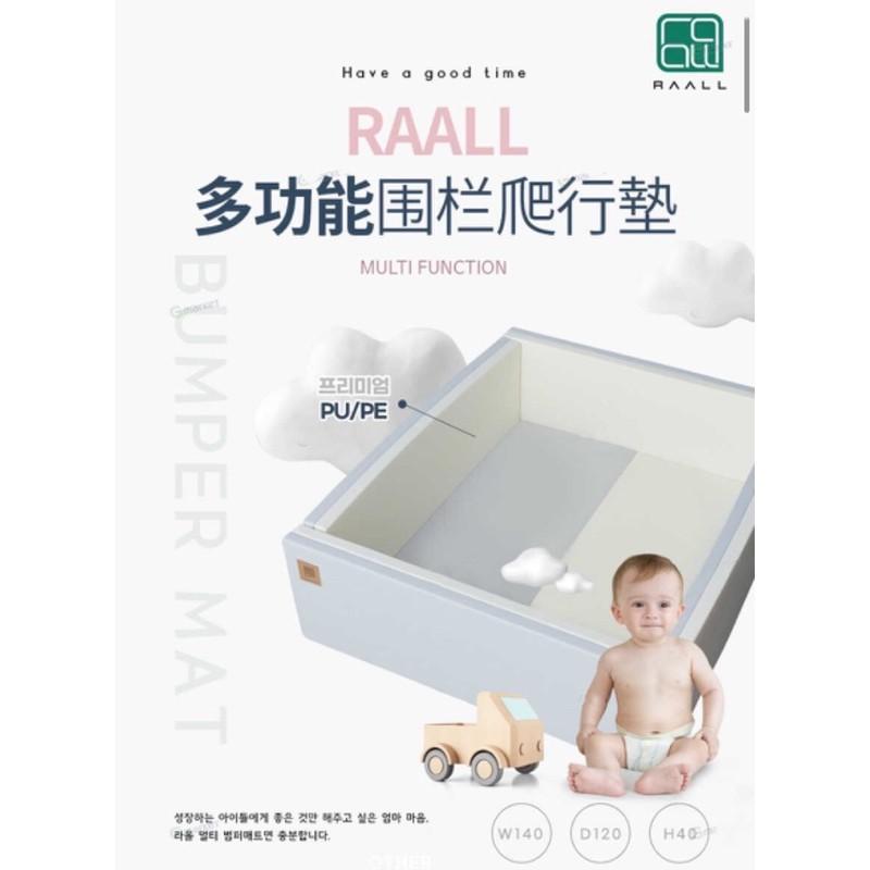 限量優惠現貨🌱韓國Caraz RAALL城堡睡床/兒童遊戲地墊