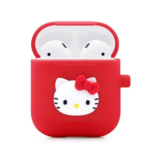 AirPods 保護套 正版授權 Hello Kitty 耳機盒保護套