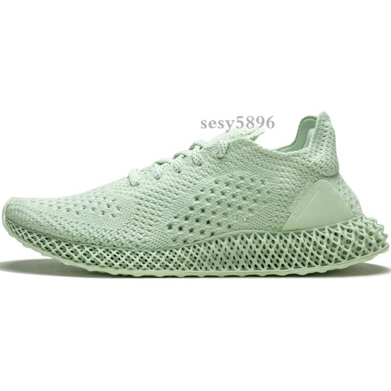 on sale 823ec e5f65 Adidas x Daniel Arsham Futurecraft 4D打印 跑步鞋 慢跑鞋 時尚潮流 休閒鞋 男鞋
