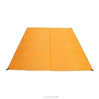 300x210cm 多功能沙灘戶外露營防水可折疊野餐墊