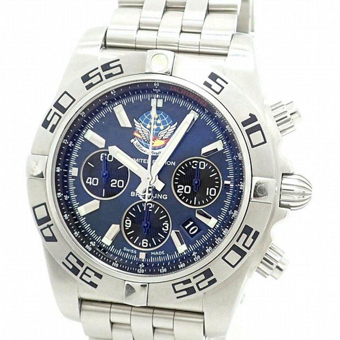【品質手錶】Breitling百年靈男錶自動機械A013CBIPS二手錶原裝正品 lUCQ