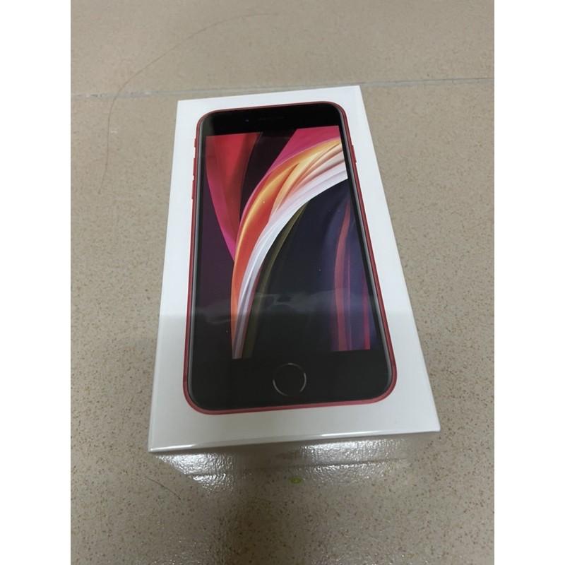 IPhone SE2 紅色 128G 全新未拆 不議價