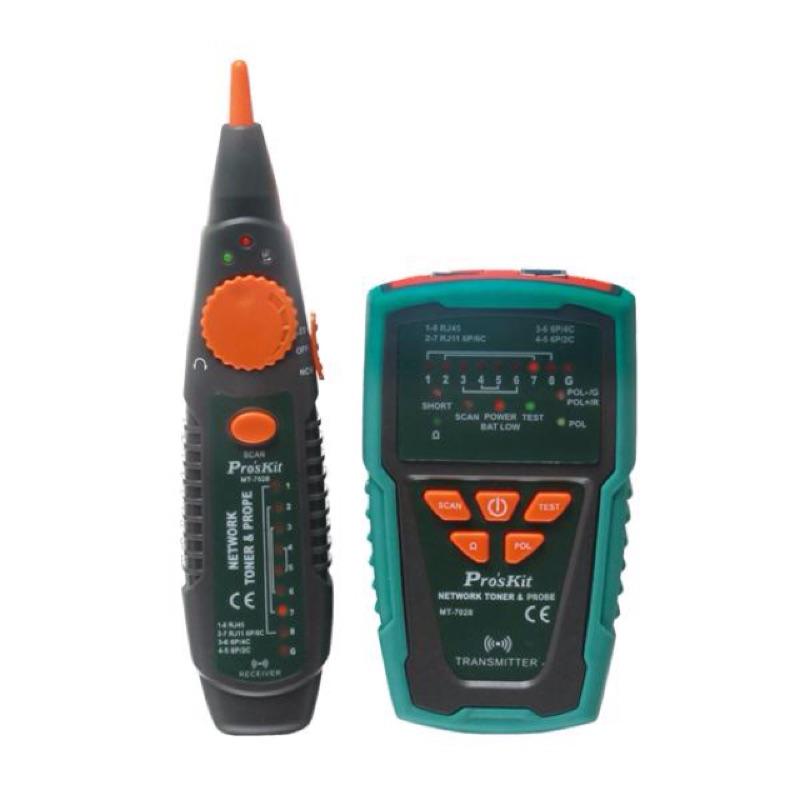 Pro'sKit寶工 音頻網路查線器 MT-7028