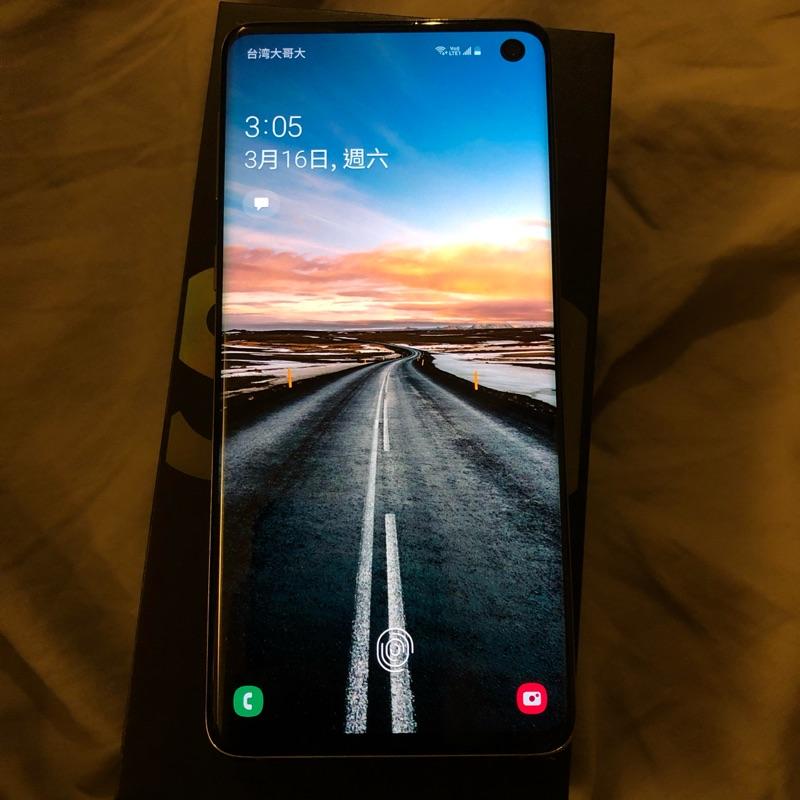 三星 Samsung S10 128G