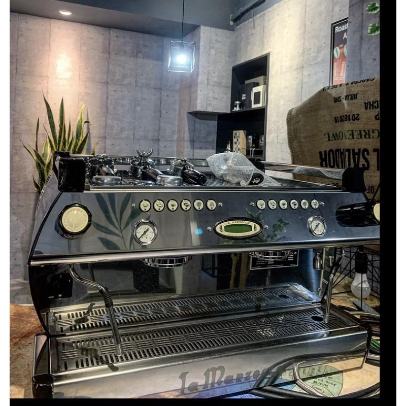 la marzocco GB5雙孔半自動咖啡機 營業 商用