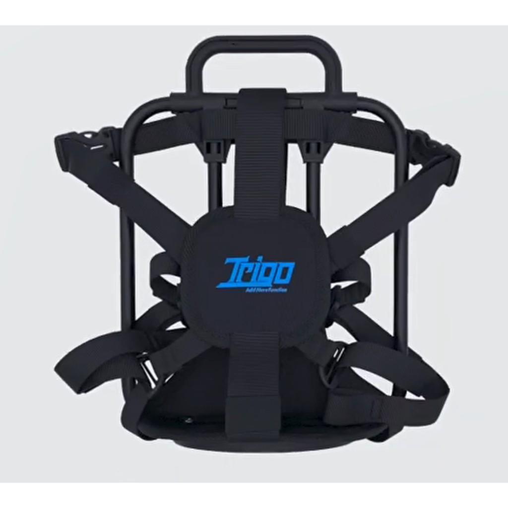 ANYBAG Brompton小布前貨架扣帶組適用各種包袋背包提袋(Trigo)