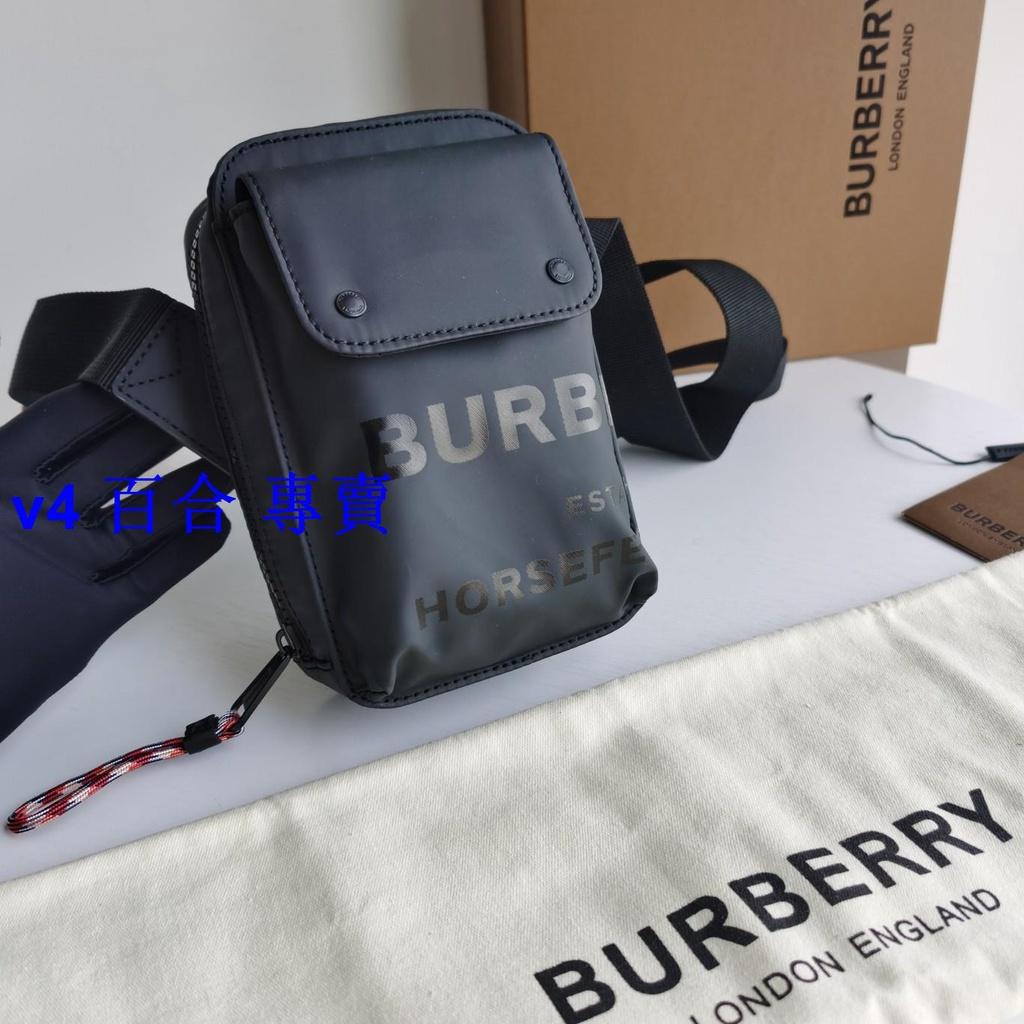 博柏利 Burberry 新款 斜挎包 胸包男 腰包男 單肩包 側包包 郵差包 相機包 Thomas斜背包 隨旅包 現貨