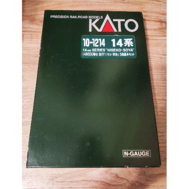 KATO 10-1214 14系500番台 宗谷 7008-8 DD51 500 中期 耐寒形 (3燈形)