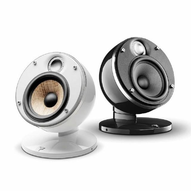 法國FOCAL DOME FLAX 2.0 手工打造 聲道喇叭揚聲器 / 單支 (2色可選) 公司貨《名展影音》