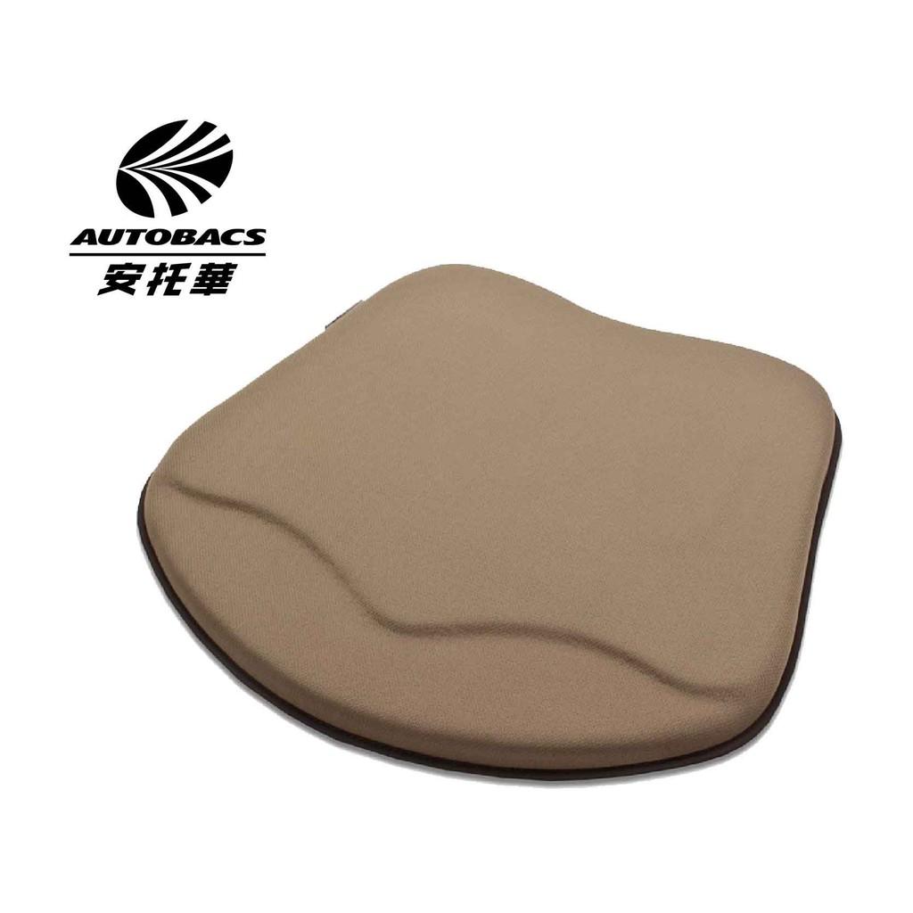 EXGEL 乳膠坐墊 MLS01-BE 米
