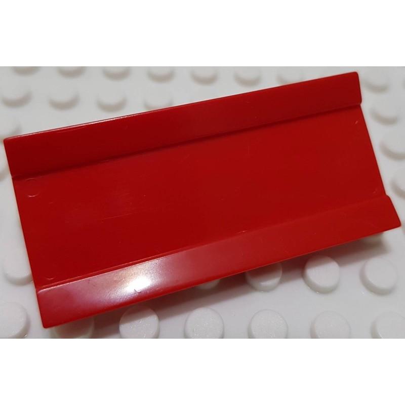 樂高 2440 6589 60186 紅色 壁板 尾翼 導流板 推土機 配件