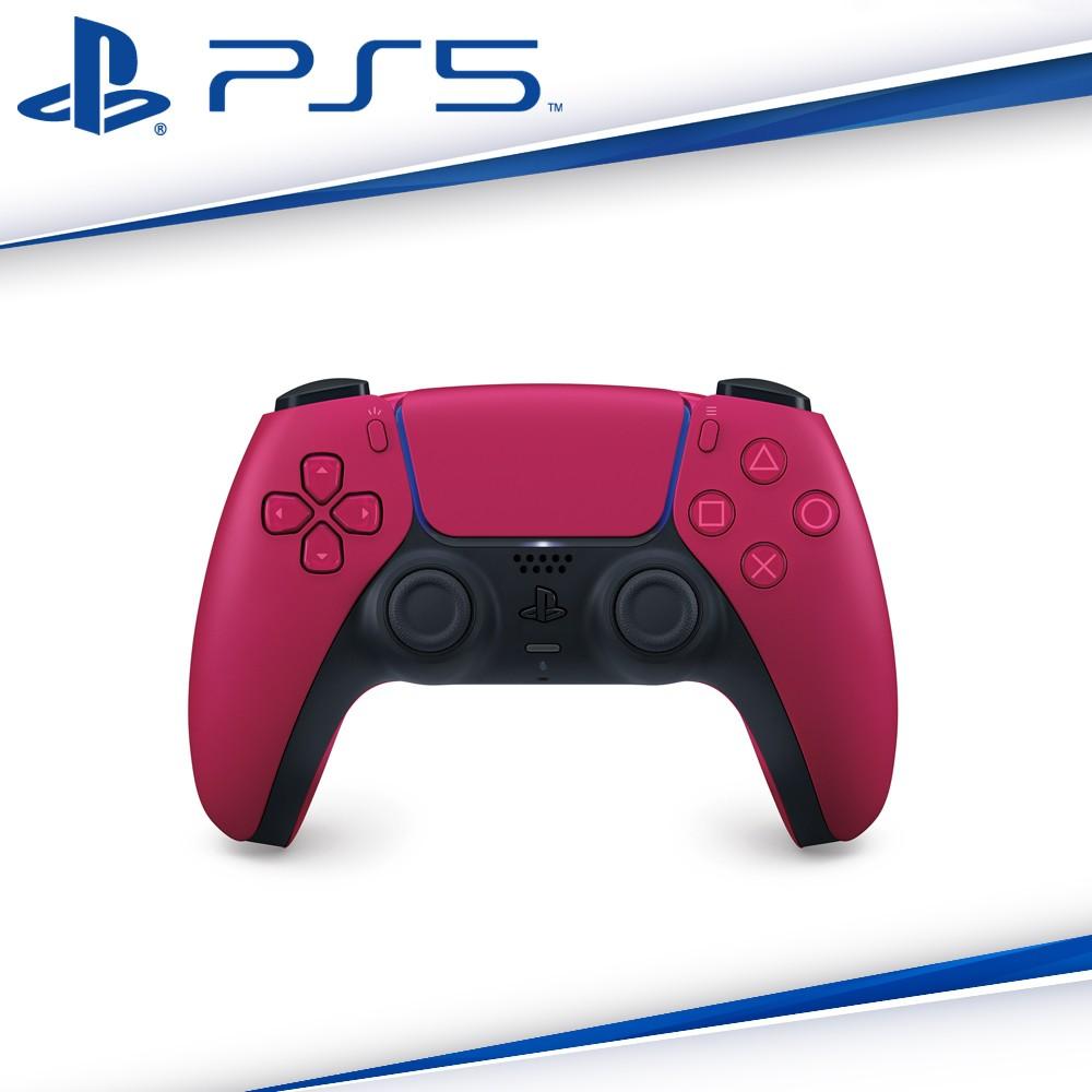 SONY PS5原廠 DualSense 無線控制器-星塵紅 CFI-ZCT1G02 [預購商品]