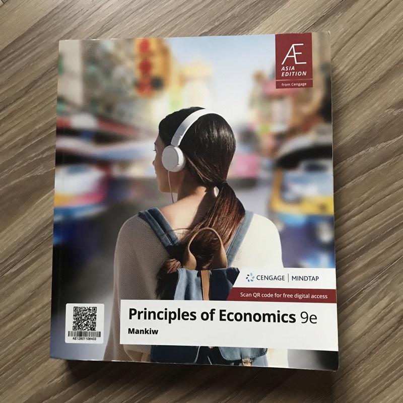 <二手> principles of economics 9e mankiw