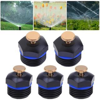 1/ 2英寸DN15螺紋花園噴水頭水草坪灌溉冷卻噴霧系統農用噴霧器噴嘴