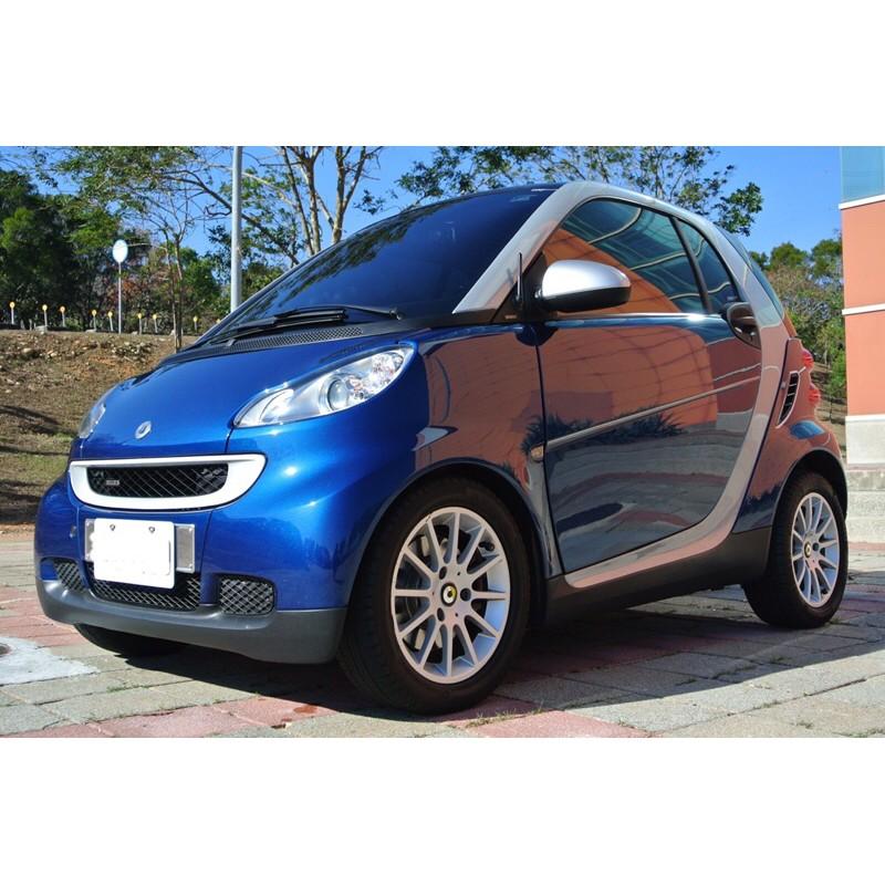 自售Smart Fortwo 頂級52kW-整新車 實車實價