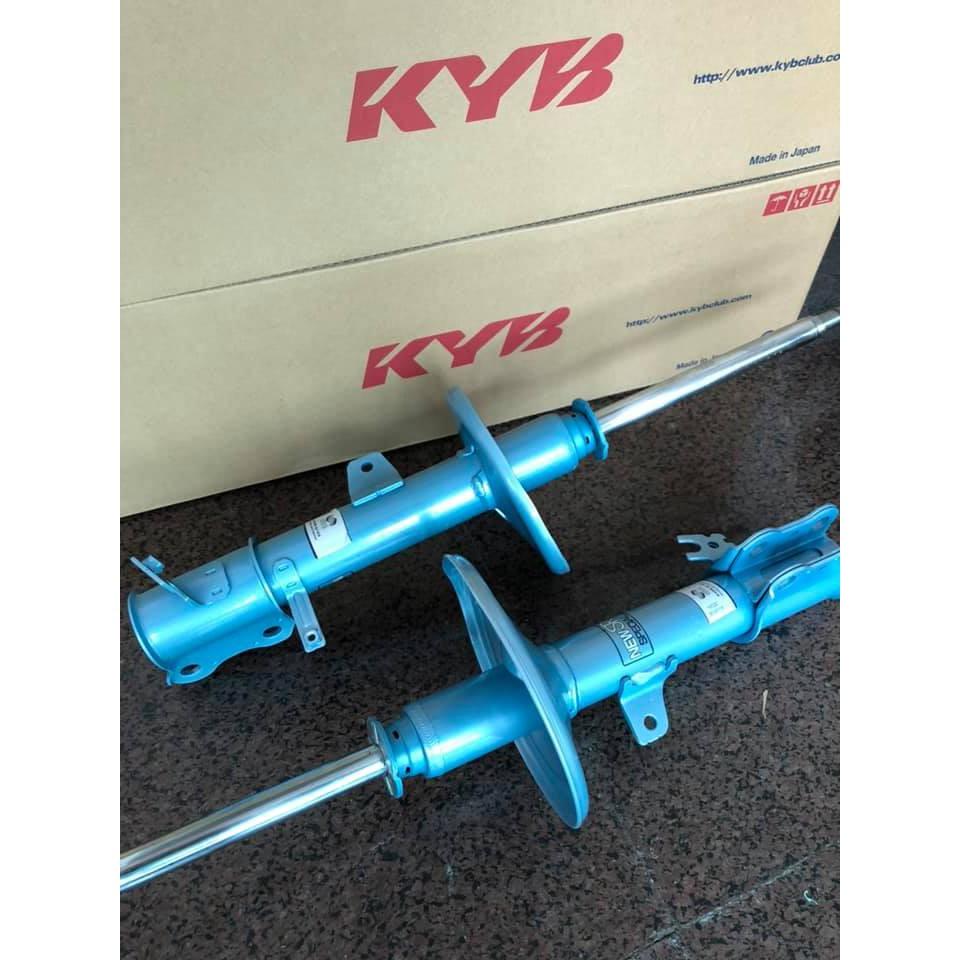 『整備區』 日本 KYB NEW SR 藍筒避震器 FORD FIESTA 專用 藍桶