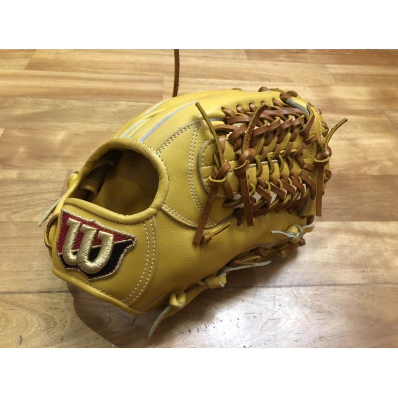[黑瑞賣手套] Wilson Staff WTAHWMWK6L 硬式 內野 棒球手套 壘球手套