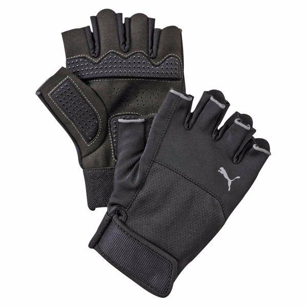 PUMA 中性 運動 TR訓練手套 黑 04129601 原價880