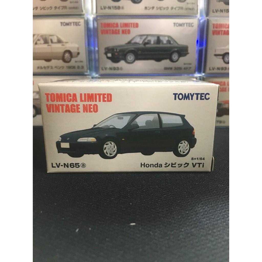 TOMICA TOMYTEC LV-N65a HONDA civic eg6