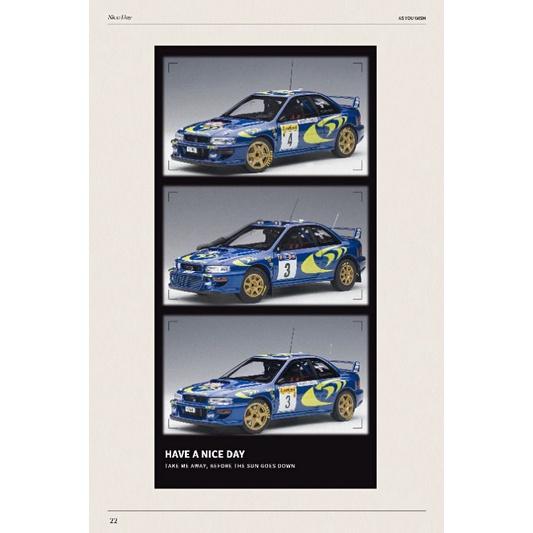 現貨1/18鋅合金材質89790、89791、89792 Autoart_SUBARU IMPREZA WRC 1997