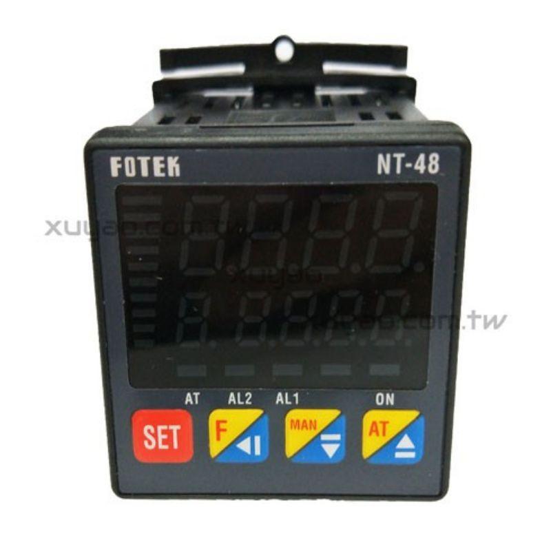 Fotek陽明 NT-48 溫度控制器 PID+Fuzzy NT-48R NT-48V NT-48L