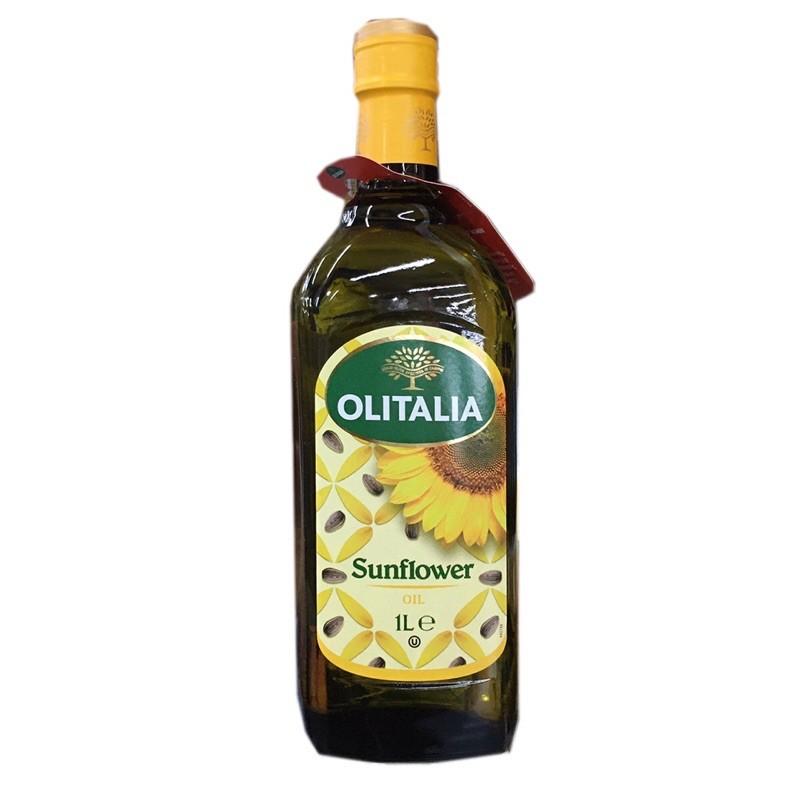 奧利塔 頂級 葵花油 3L 1000ml 500ml Olitalia