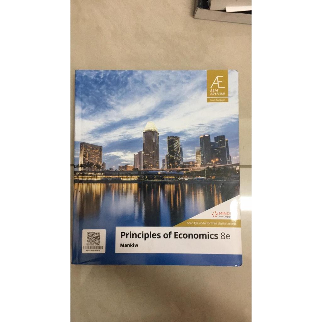 principles of economics經濟學8版