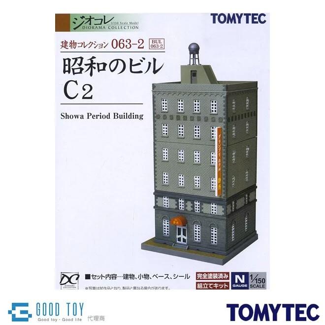 TOMYTEC 290766 建物 063-2 昭和時代建築 C2