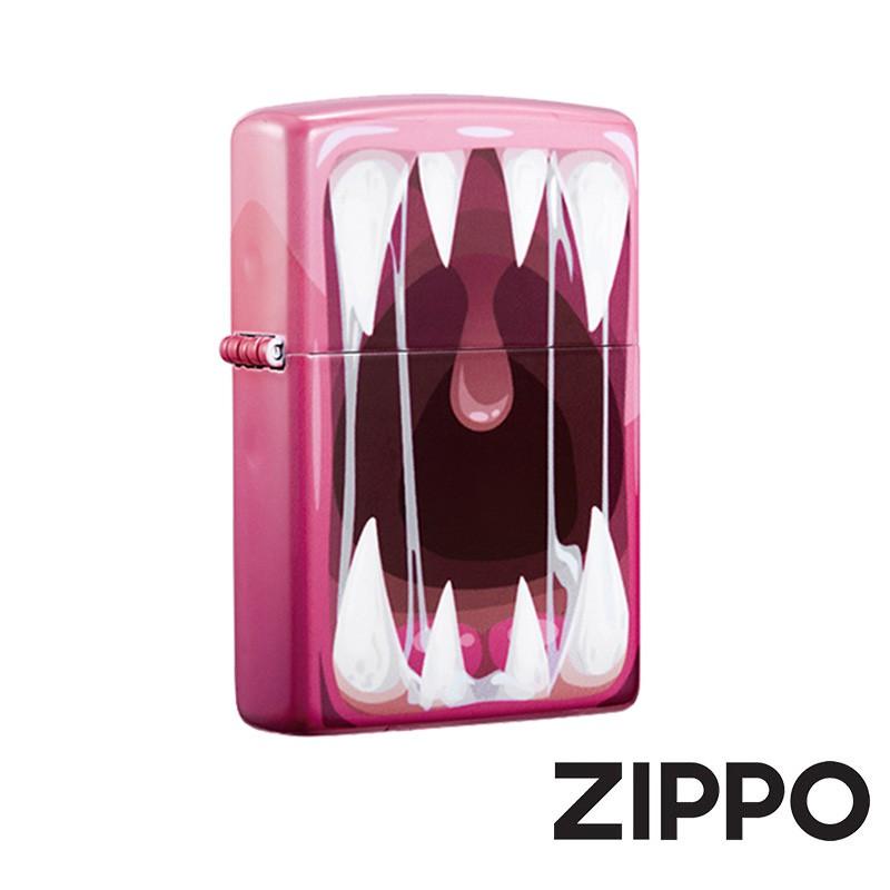 ZIPPO 兇惡小怪獸防風打火機 特別設計 Z-30028