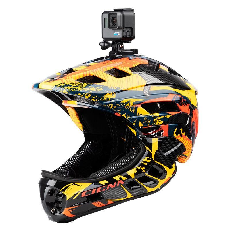 CIGNA信諾兒童頭盔全盔滑步車平衡車頭盔全盔自行車輪滑騎行護具