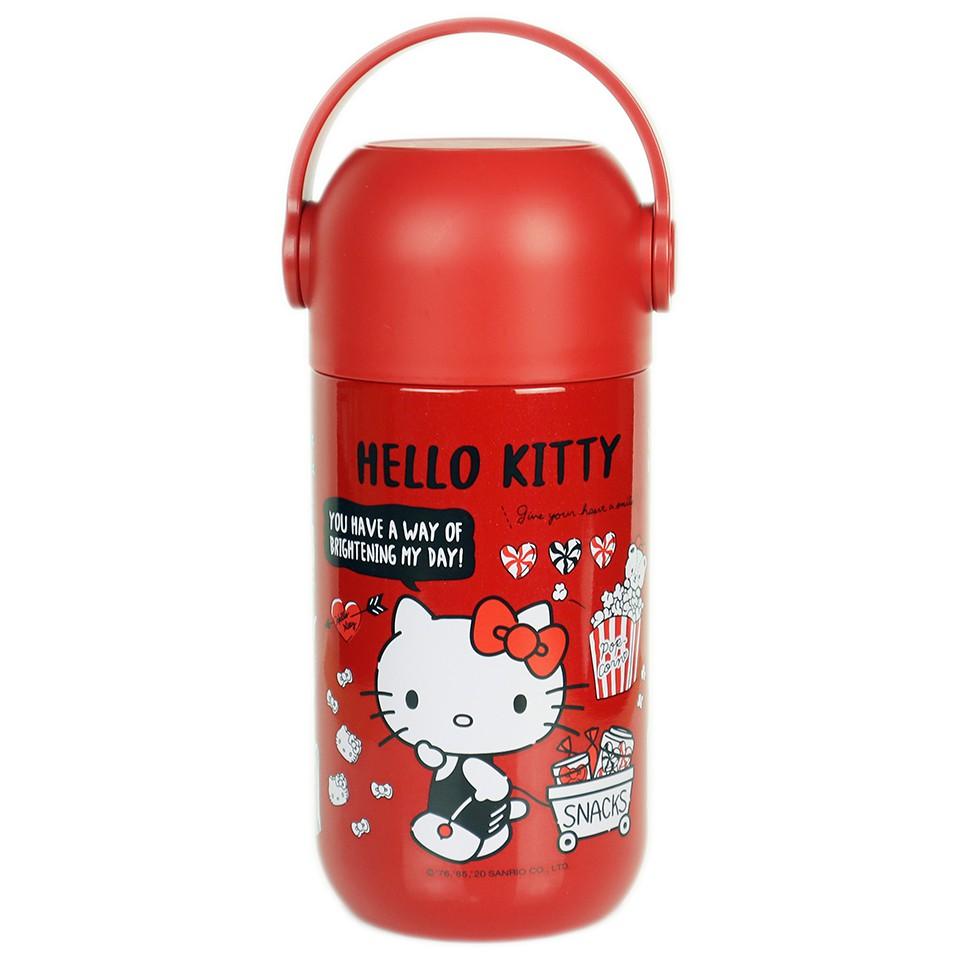 Hello Kitty手提燜燒罐-紅 交換禮物