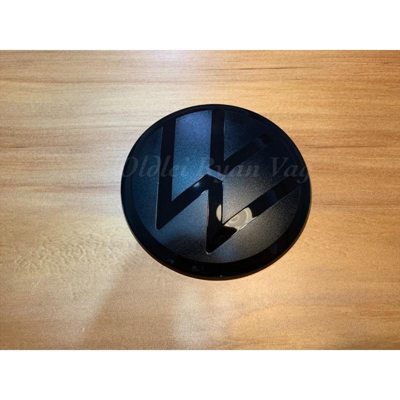 [老雷] VW 福斯 golf 7 7.5 代 new Tiguan Touran前車標 ACC前標 透黑 燻黑 車標