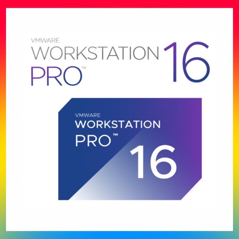 適用於 10台 PC 的 VMWare Workstation 16 Pro 官方永久保修