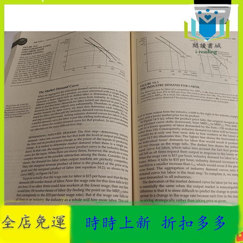 ✨✨Microeconomics 9th Edition by Robert Pindyck 全新紙質書✨✨